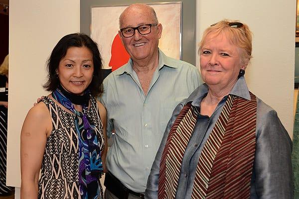 CODA Gallery Exhibits Work of Art Paul - Mar. 14, 2015