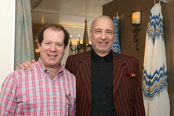 Interior Designers Meet Scott Kravet of Kravet Textiles at Egg & Dart - Mar. 9, 2015