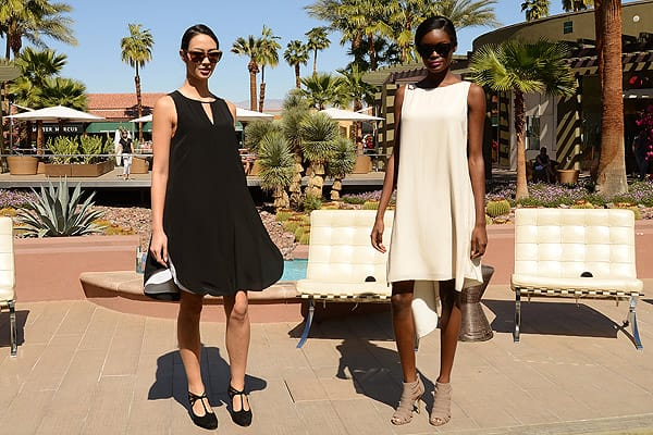Saks Fifth Avenue Palm Desert hosts EILEEN FISHER Tipster Event - Mar. 7, 2015