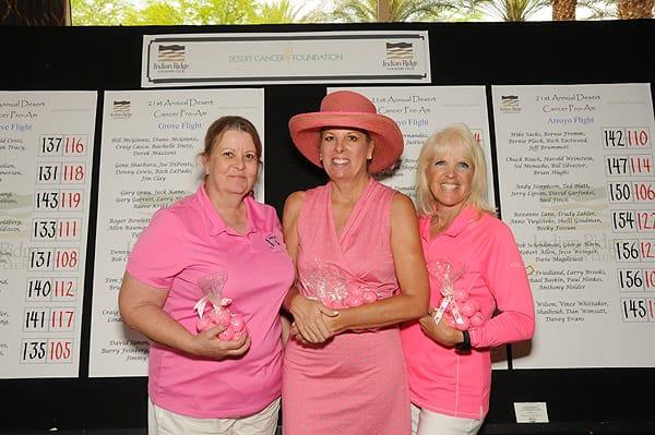 Desert Cancer Foundation Battle for Breast Cancer Tournament - Mar. 31, 2015