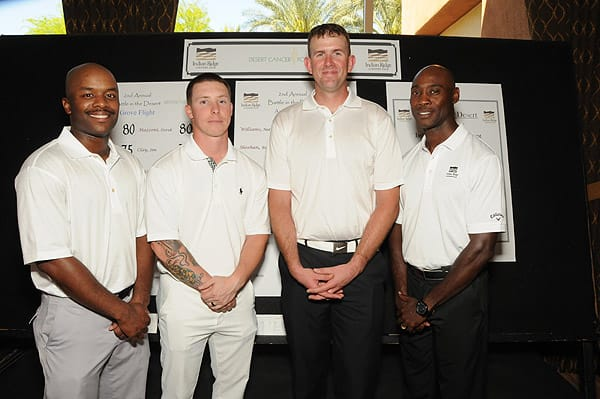 A Round For Life Golf Tournament For Desert Cancer Foundation - Mar. 30, 2015