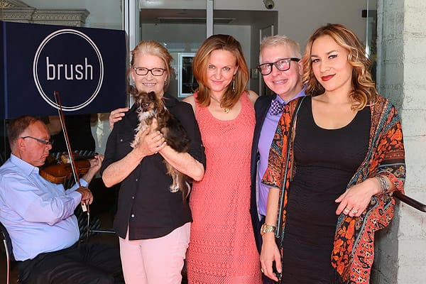 Brush Luxury Hair Salon Opens in Palm Springs Uptown Design District - Mar. 31, 2015