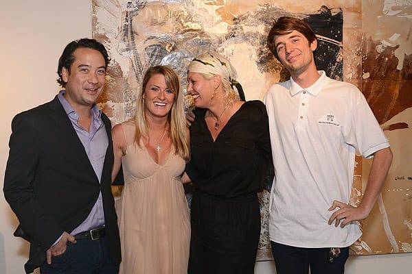 Ashley Collins Exhibition Opens at Melissa Morgan Fine Art - Apr. 3, 2015