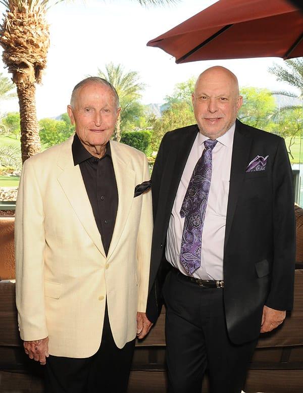 Desert Cancer Foundation Dinner Gala at Indian Ridge - Mar. 29, 2015