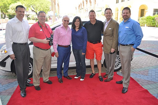 Variety The Children's Charity announces winner of a 2015 Ford C-Max Hybrid - May 23, 2015