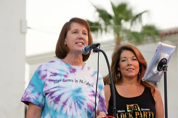 Desert Cancer Foundation Benefited By Old Town La Quinta Block Party - Sept. 5, 2015