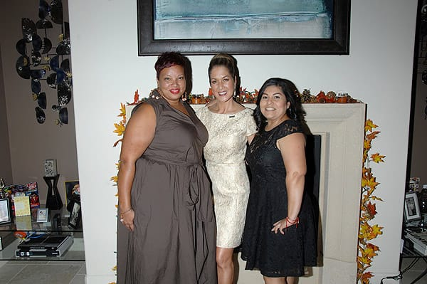 Desert Aids Project's 100 Women Annual Giving Reception - Oct. 22, 2015
