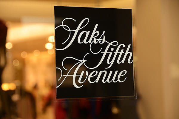 Saks Fifth Avenue Palm Desert Launches The Apothecary Shop - Oct. 15, 2015