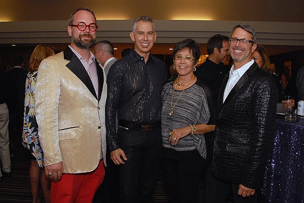 Palm Springs Modern Committee Annual Preservation Awards Dinner - Oct. 3, 2015