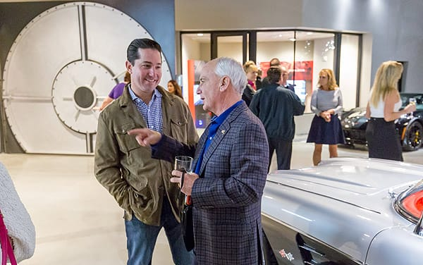 The Vault at Bighorn Reveals a Priceless Car Collection - Nov. 6, 2015