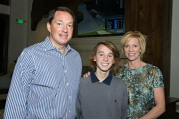 Andalusia Golf Clubhouse Dedication - Nov. 13, 2015