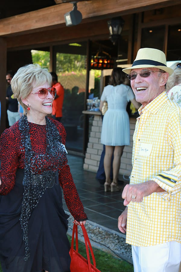 Human Rights Campaign 16th Annual Garden Party - Nov. 7, 2015