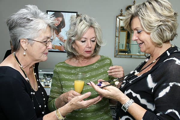 Elizabeth Sass Fine Jewelry Grand Opening - Nov. 6, 2015