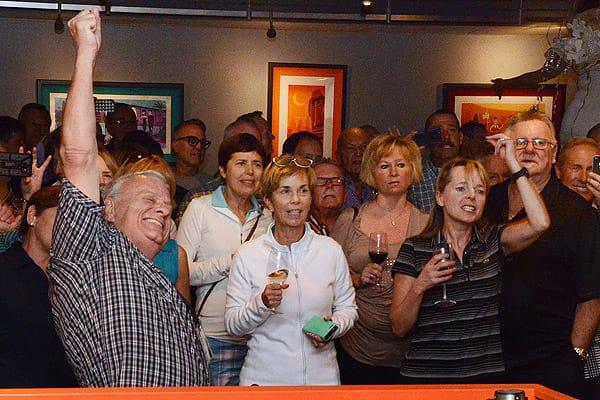 Trio Restaurant's 6th Anniversary Celebration - Nov. 9, 2015