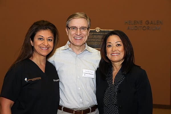 Dr. Ellie Kheirkhahi-Love and Dr. Bobby Butler present current trends - Oct. 23, 2015