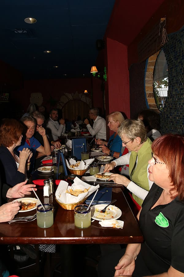 Rio Azul Mexican Bar and Grill 5th Birthday Party - Dec. 7, 2015