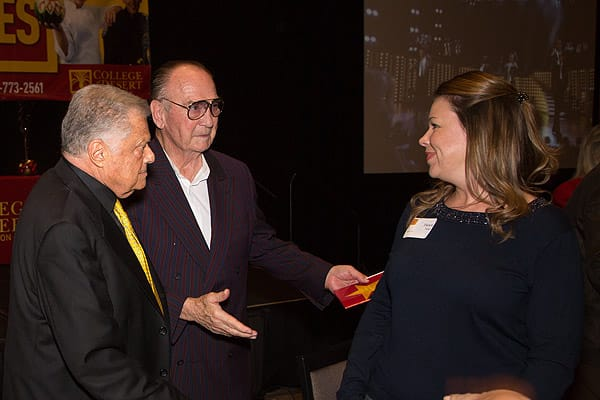 College of the Desert Foundation Academic Angels Citizens of Distinction Awards - Dec. 10, 2015