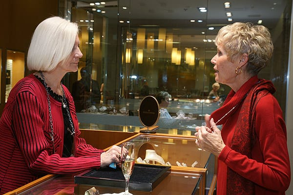 Leeds and Son Fine Jewelers One Night Only event - Dec. 10, 2015