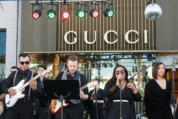 Shops On El Paseo Miracle On El Paseo for BAM - Nov. 21, 2015