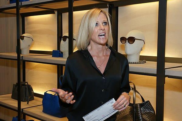 Bottega Veneta Check Presentation to Behind A Miracle - Nov. 18, 2015