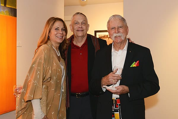 Melissa Morgan Fine Art Hosts Third Biannual LUEY Benefit - Jan. 15, 2016