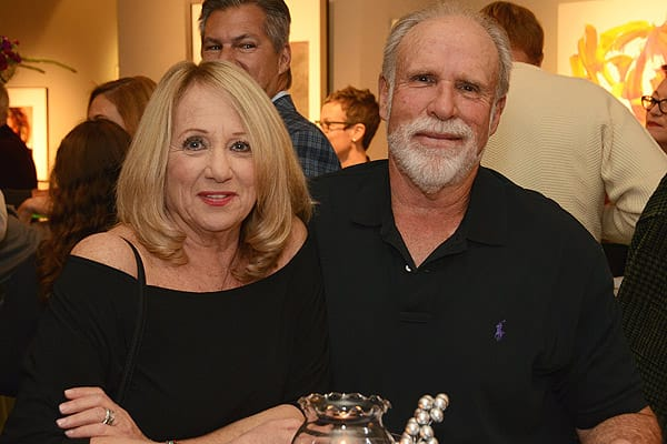 brush Salon Hosts Reception in Uptown Palm Springs - Dec. 12, 2015