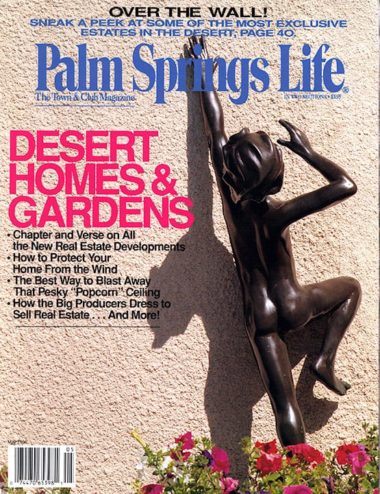 Palm Springs Life - May 1996