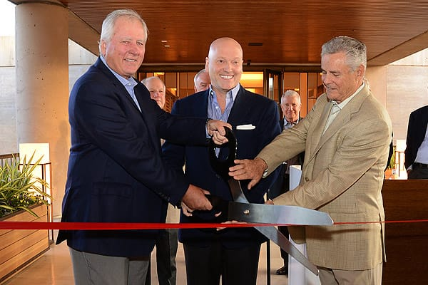 The Vintage Club Unveils Its Newly Remodeled Clubhouse - Jan. 17, 2016