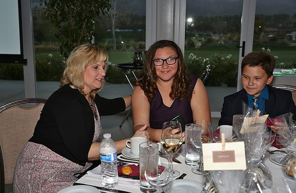 Above and Beyond Awards Benefiting Angel Light Academy - Jan 30, 2016