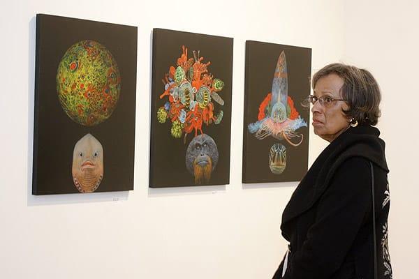 Mario Canali Exhibition Opens at Brian Marki Fine Art - Jan. 29, 2016