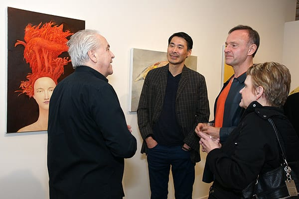 Mario Canali Exhibition Opens at Brian Marki Fine Art - Jan. 29, 2016