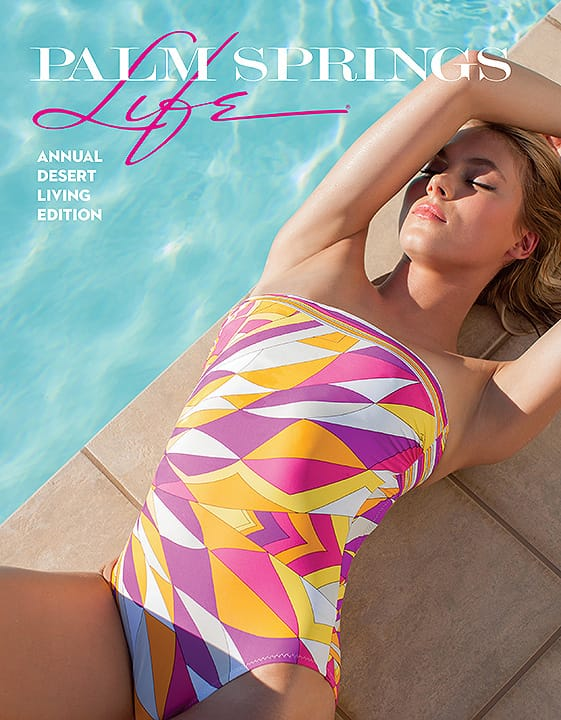 Palm Springs Life magazine - September 2015