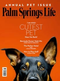 Palm Springs Life magazine - August 2015