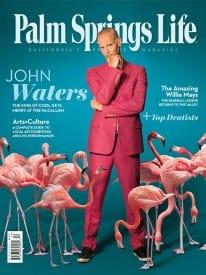 Palm Springs Life magazine - December 2014
