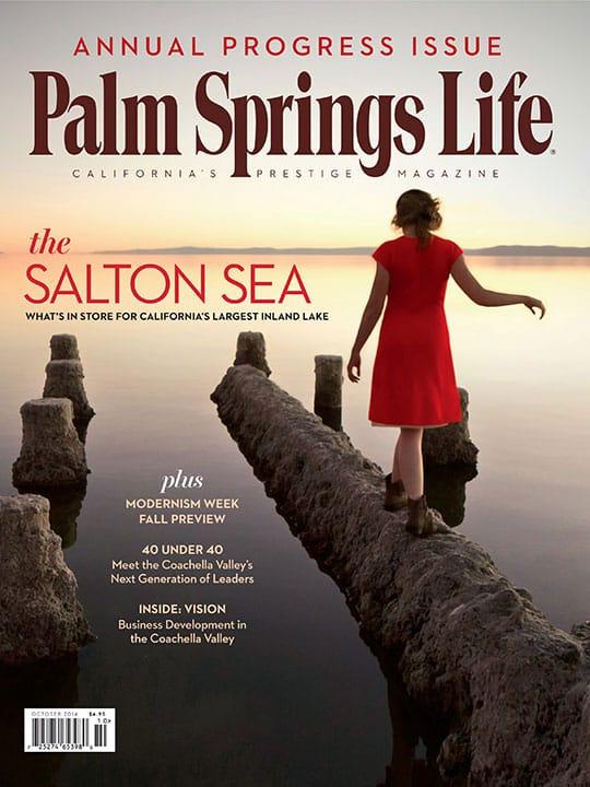 Palm Springs Life magazine - October 2014