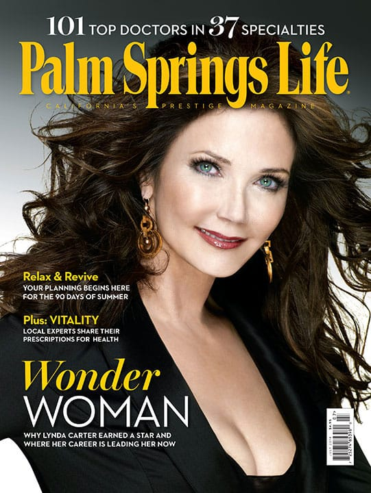 Palm Springs Life magazine - July 2014