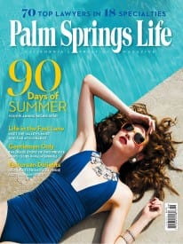 Palm Springs Life magazine - June 2014
