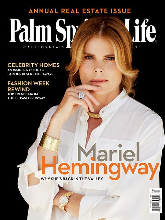 Palm Springs Life magazine - May 2014