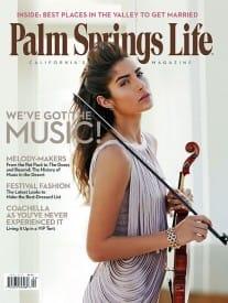 Palm Springs Life magazine - April 2014