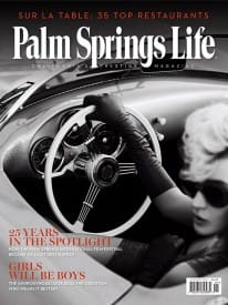 Palm Springs Life magazine - January 2014