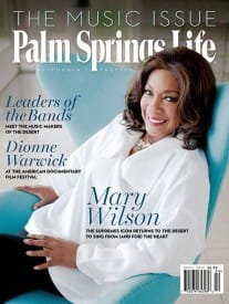 Palm Springs Life magazine - April 2013