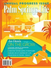 Palm Springs Life magazine - October 2012