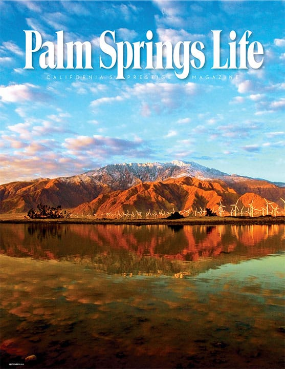 Palm Springs Life magazine - September 2012