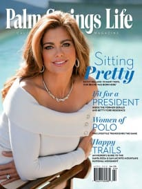 Palm Springs Life magazine - April 2012