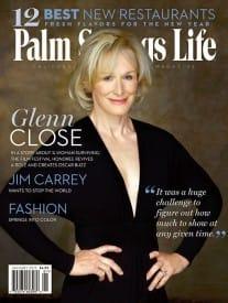 Palm Springs Life magazine - January 2012