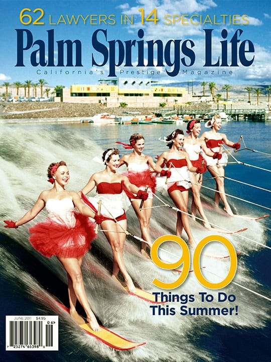 Palm Springs Life magazine - June 2011