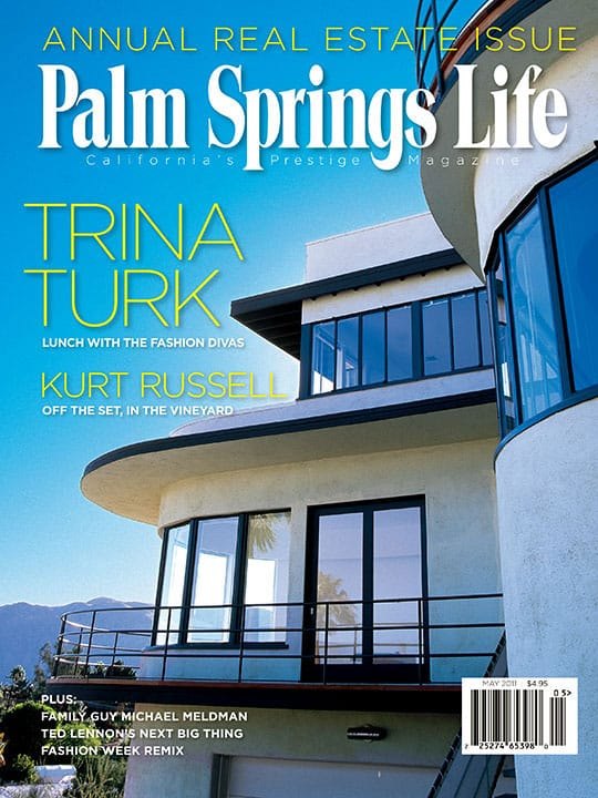Palm Springs Life magazine - May 2011