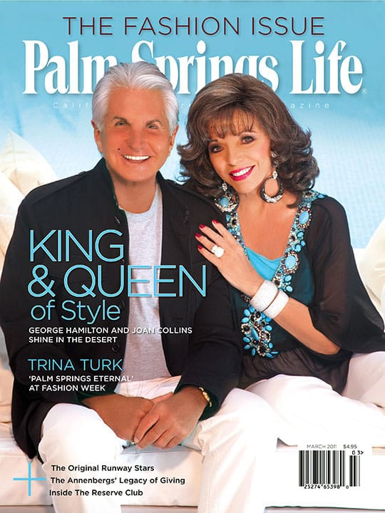 Palm Springs Life magazine - March 2011