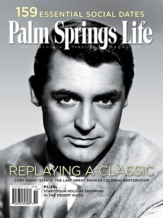 Palm Springs Life magazine - November 2010