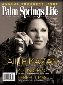 Palm Springs Life magazine - October 2010